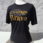 Stay Brave Cancer Shirts