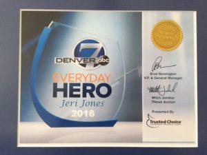 Everyday Hero Award